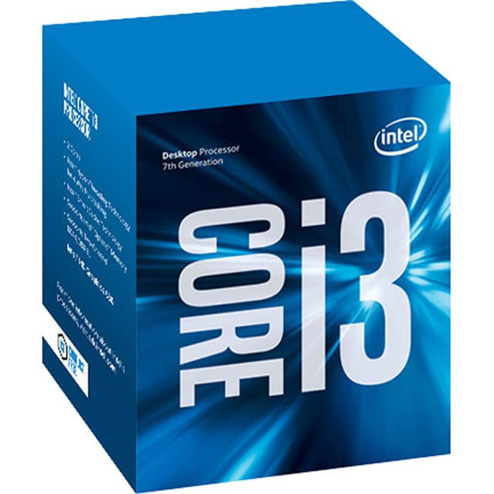Prosesor Intel Core i3 7100