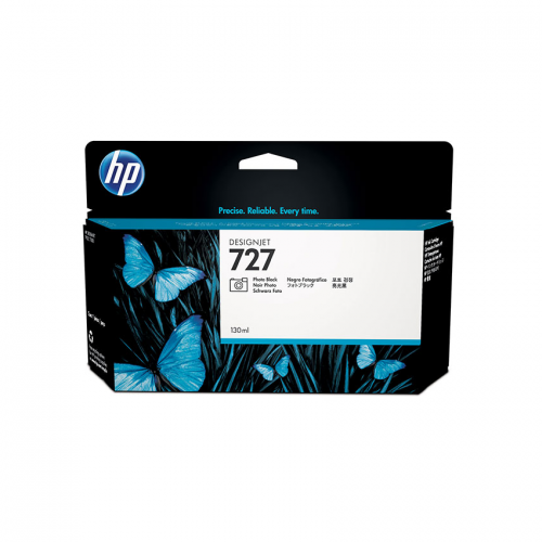 HP 727 Designjet Ink Cartridge - 130 ml Photo Black