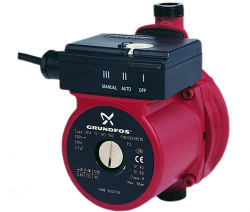 Grundfos UPA 15-90 Pompa Air Booster