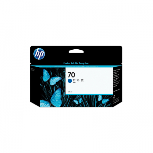 HP 70 Blue 130 ml Ink Cartridge