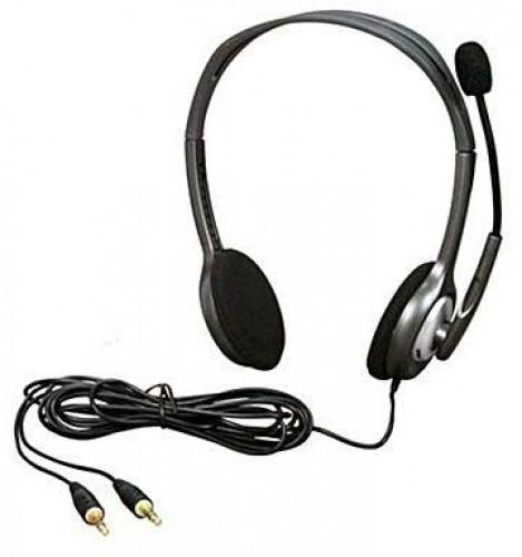 LOGITECH Stereo Headset H110 - Black