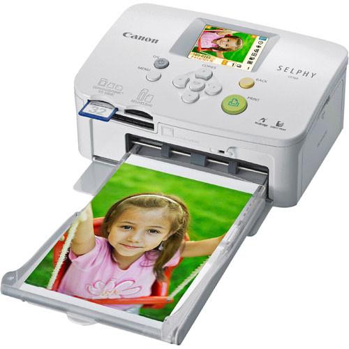 Canon SELPHY Compact Photo Printer CP760
