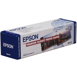 Epson Premium Glossy Photo Paper Roll 329mm