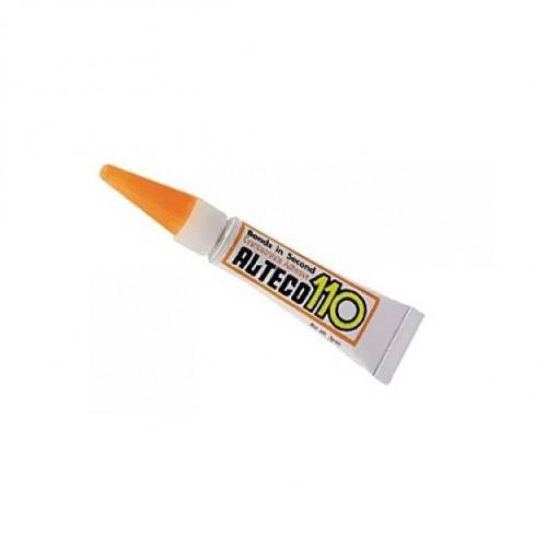 Alteco 2 Pcs - Super Glue 110 - 3Gr Lem Instan