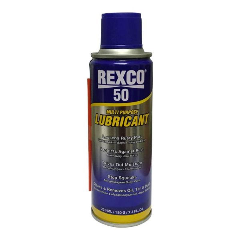 Rexco Lubricant 50 - 220 ML / 180 G Pelumas Anti Karat