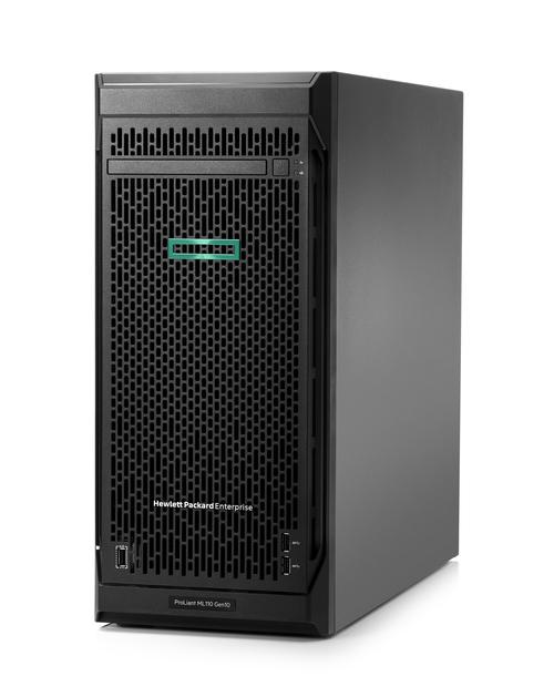 HPE ProLiant ML110 Gen10 Intel Xeon-B 3204 6-Core