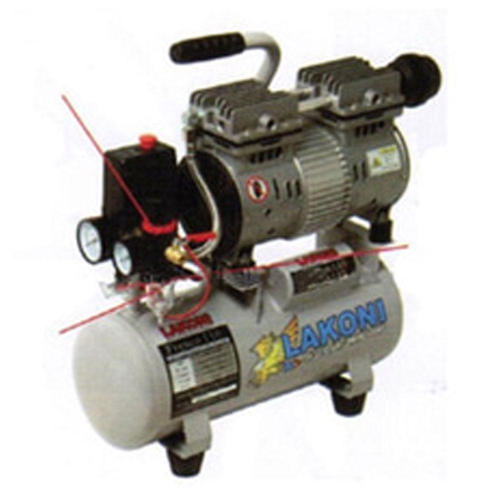 Lakoni Fresco 110 Compressor Udara Oilless 1 HP