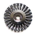 "Osborn 6"" - 150mm - Kepang - Steel Wire Sikat Piring"