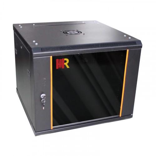 HAGANERACK HR1245SDG Wallmounted Rack 12U