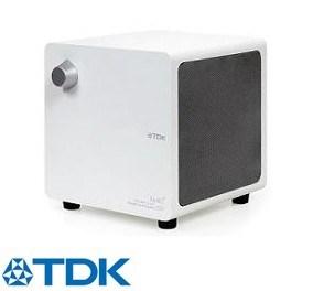 TDK Tremor Speaker XA40 Silver