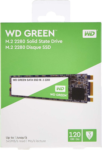 WD Green 120GB (WDS120G2G0B)