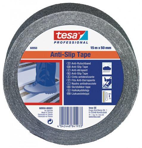 Tesa 60950 - Black Pita Anti-Slip Lantai
