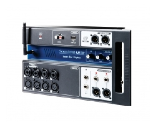 SOUNDCRAFT - Ui - Ui 12 Digital Mixer JP