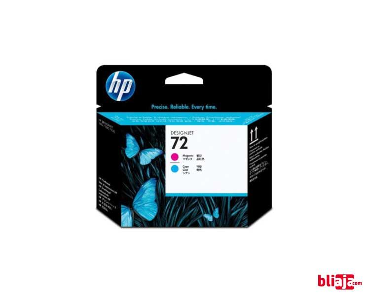 HP 72 DesignJet Printhead - Magenta & Cyan