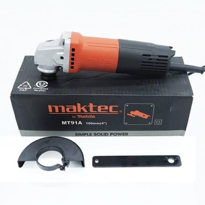 """Maktec MT91A Mesin Gerinda Tangan 4"""""""