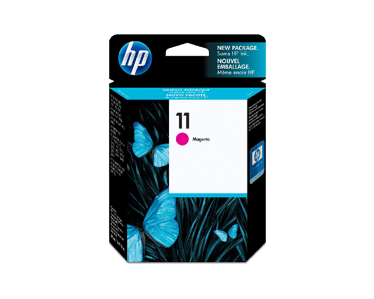 HP 11 Designjet Ink Cartridge - Magenta