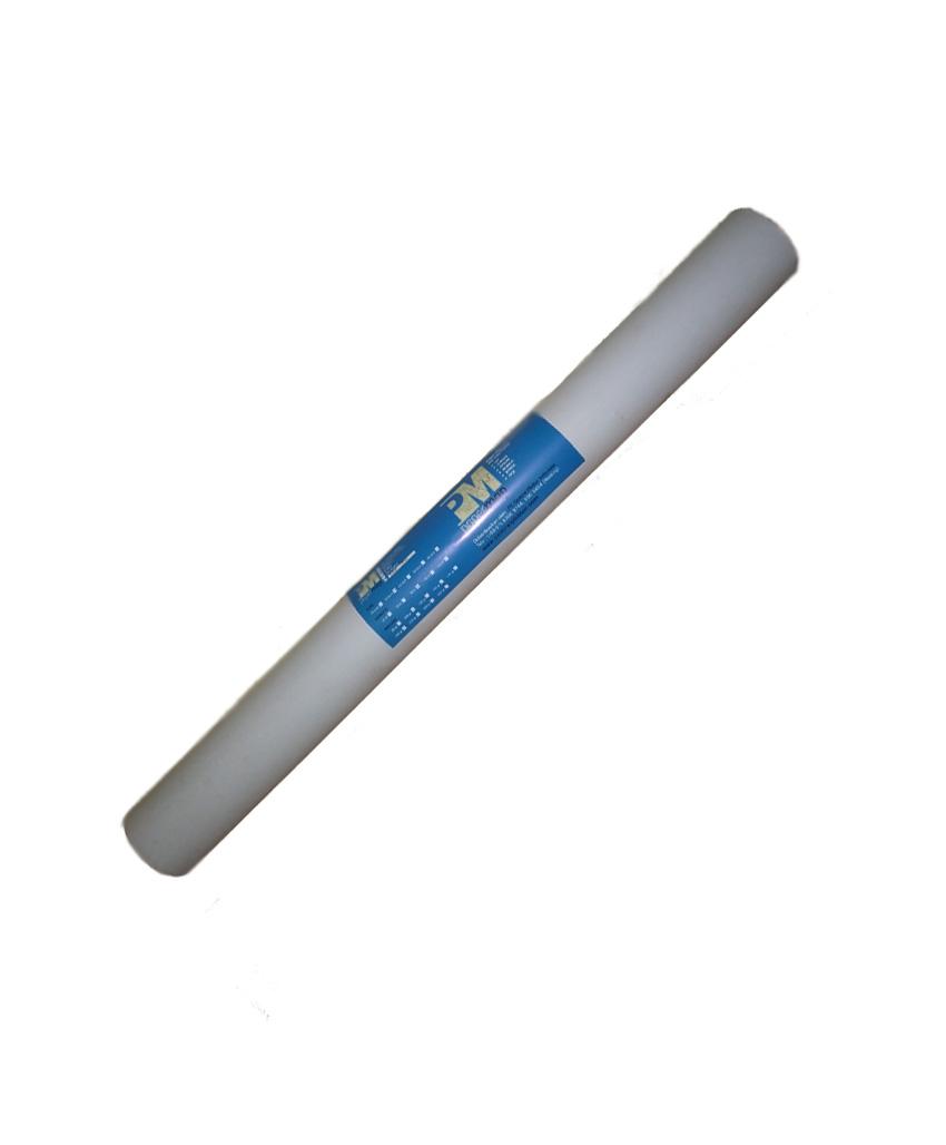 HVS Bright White Paper 24in 50m 80 gram PaperMap D