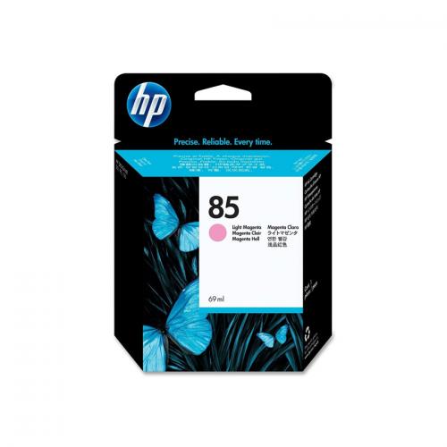 HP 85 Designjet Ink Cartridge - 69ml Light Magenta