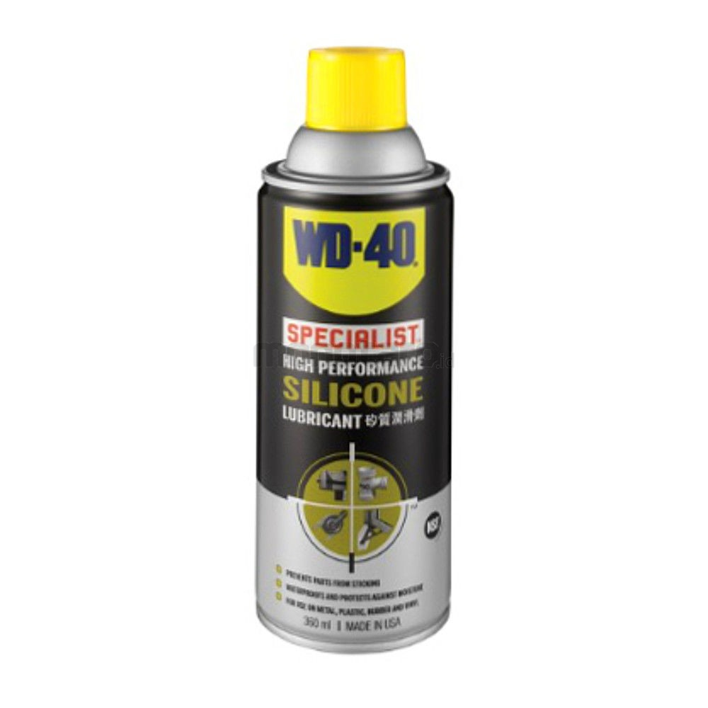 WD40 Specialist - 360 ml Silicone Lubricant