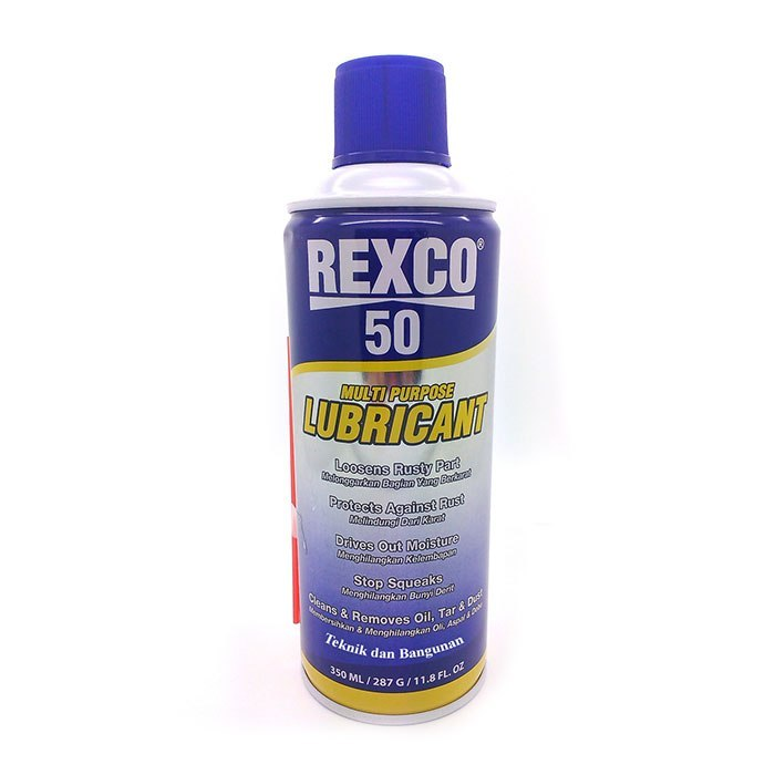 Rexco Lubricant 50 - 350 ML / 287 G Pelumas Anti Karat