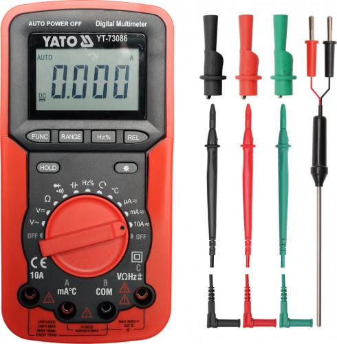 Yato Digital multimeter YT-73086