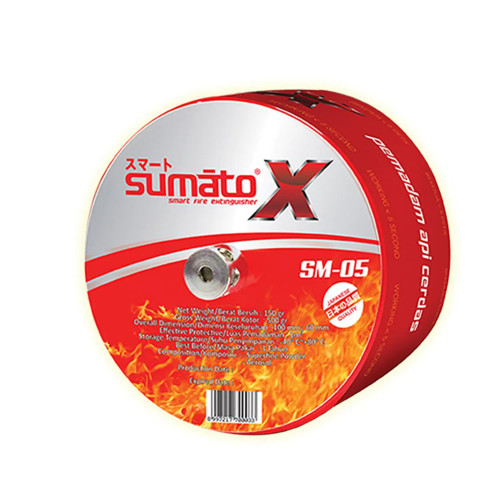 Sumato SM-05 Alat Pemadam Api Otomatis