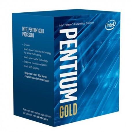 Prosesor Intel Pentium Gold G5400