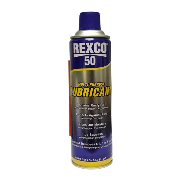 Rexco Lubricant 50 - 500 ML / 415 G Pelumas Anti Karat