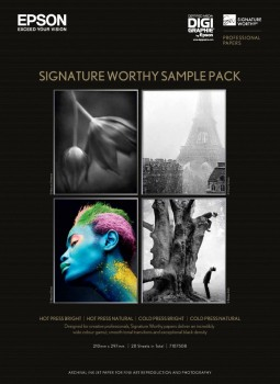 Epson Signature Worthy Sample Pack A4