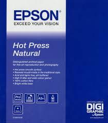 Epson C13S042320 Hot Press Natural