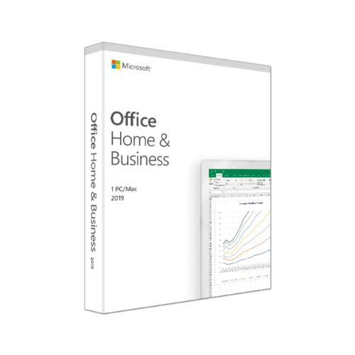 MICROSOFT Office Home And Business 2019 English APAC EM Medialess
