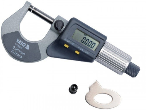 Yato Digital Micrometers YT-72305