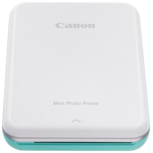 Canon Mini Photo Printer PV 123 (Mint Green)