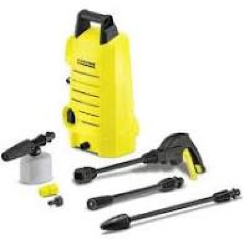 Karcher K1 + Car-Kit High Pressure Cleaner Listrik 850 Watt Bundling