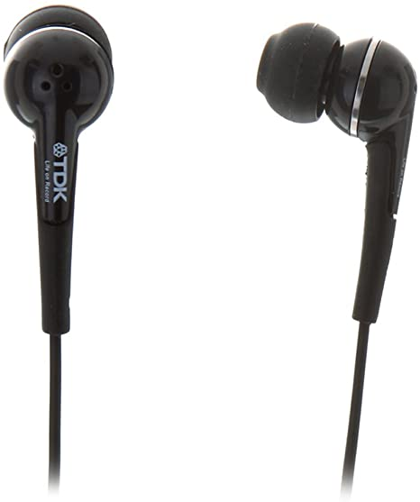 TDK Ear Bud EB300 Black