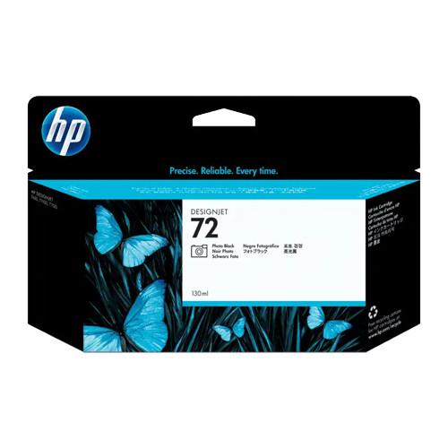 HP 72 Designjet Ink Cartridge - 130 ml Photo Black