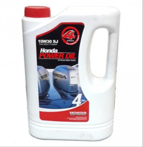 Honda SAE10W-30 SJ - 4 Liter Pelumas / Oli Mesin