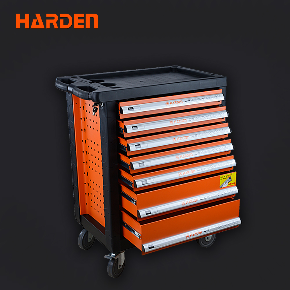 7 Drawers Roller Cabinet with brake 520605