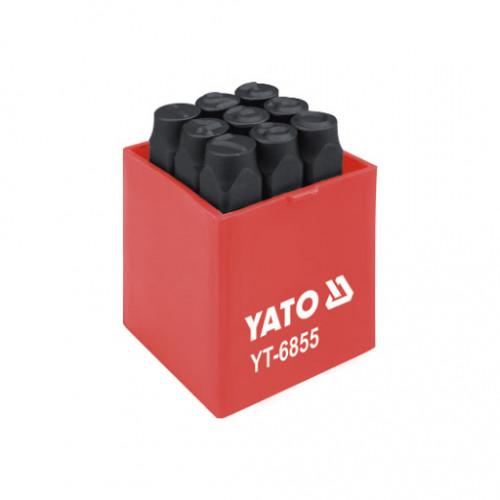 Yato Number stamp YT-6855