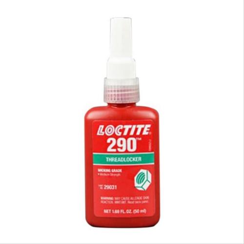 Loctite 290 - Wicking Grade Lem Baud / ThreadLock