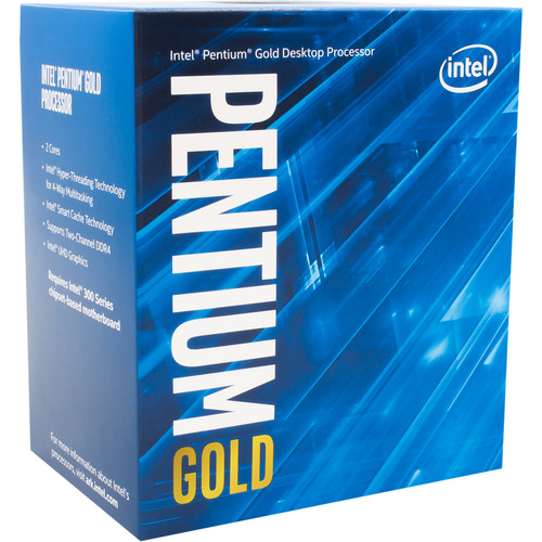 Intel Core G5400 Coffee lake
